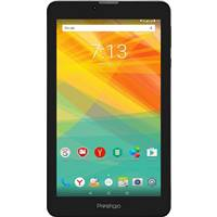 "Планшет Prestigio Grace 3157G (16Gb) 3G 7"" 4ядра 1,3GHz/1Gb/16Gb/WiFi+3G/Dual Sim/Android7 Black"