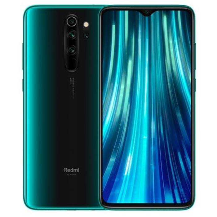 Смартфон Xiaomi Redmi Note 8 Pro 6GB+64GB Forest Green