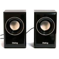 Колонки Dialog AST-15UP Black 6W RMS