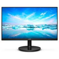 "Монитор Philips 23.8"" 241V8L/00(01) Black VA, 16:9, 1920x1080, 4ms, 250 cd/m2, 3000:1, D-Sub, HDMI, vesa. (241V8L00)"